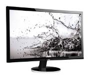 "AOC Q2778VQE 27"" Wide Quad HD TN Zwart computer monitor"