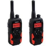 Topcom RC-6406 Walkie Talkie - Twinwalker 9500 Airsoft Edition