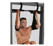 Bekend van TV Iron Gym Ab Straps - Fitnessapparaat