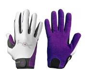 Harbinger Women's X3 Competition Crossfit Fitness Handschoenen Purple/Black - S