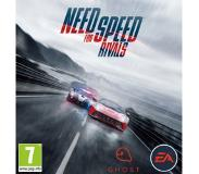 Games Need for Speed Rivals, PS4 Basis PlayStation 4 video-game