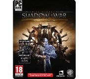 Warner bros PC Middle Earth Shadow of War Golden Edition