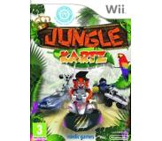 Games Nordic Games - Jungle Kartz, Wii