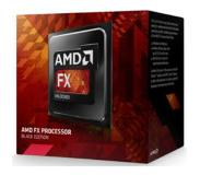 AMD FX 6-Core Black Edition -6350 + Wraith cooler 3.9GHz 6MB L2 Box processor