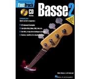 Book Fasttrack Bass Method - Book 2 - French Edition