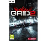 Games Codemasters - Grid 2, PC Basis Mac/PC video-game