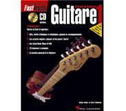Book Fasttrack Guitar Method - Book 1 - French Edition