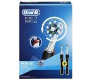 Oral-B Pro 2 2900 Black CrossAction + Extra Body