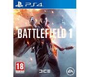 Electronic Arts Battlefield 1 FR/NL PS4