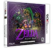 Games Seikkailu - The Legend of Zelda: Majoras Mask 3D (Nintendo 3DS)