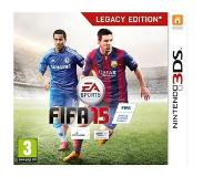 Games Electronic Arts - FIFA 15 Legacy Edition, Nintendo 3DS Nintendo 3DS video-game