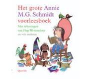 book 9789045101873 Het grote Annie MG Schmidt voorleesboek
