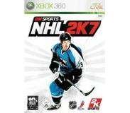 Games 2K - NHL 7, Xbox 360, ITA