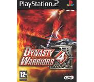 Seikkailu: Toiminta - Dynasty Warriors 4  (Playstation 2)