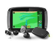 "TomTom Rider 410 Premium Vast 4.6"" Touchscreen 280g Zwart, Grijs, Zilver"
