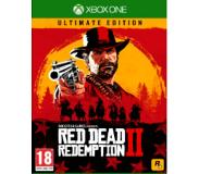 Take Two Xbox One Red Dead Redemption 2 Ultimate Edition