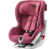 Britax Romer Autostoel King II Wine Rose
