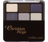 CHRISTIAN FAYE Smokey eyes blue