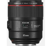 Canon EF 85mm f/1.4L IS USM MILC/SLR Telelens