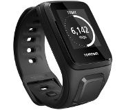 TomTom Spark Cardio + Music GPS Fitness Watch Black - S