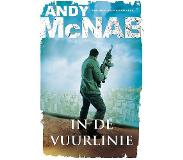 Makro In de vuurlinie (Andy McNab)