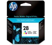 hp 28 drie-kleuren inktcartridge (8 ml)