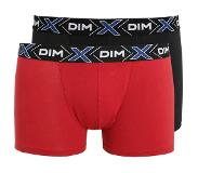 Dim XTEMP 2 PACK Hipster chili red/black L