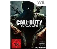 Games Activision Blizzard - Call Of Duty: Black Ops (Wii)