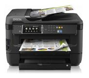 Epson WorkForce WF-7620DTWF 4800 x 2400DPI Inkjet A3 18ppm Wi-Fi Zwart multifunctional