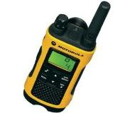 Motorola Talky Twin Pack & Chgr T80 Extreme Yellow / Black