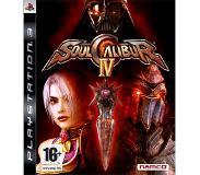 Pelit: Taistelu - Soul Calibur IV (PS3)