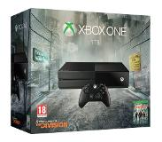 Microsoft Console Microsoft Xbox One 1To + Tom Clancys The Division