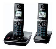 Panasonic KX-TG8062 DUO zwart