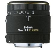 sigma MACRO 50mm F2.8 EX DG (Sony)