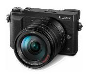 Panasonic Hybride camera Lumix DMC-GX80 + 14-140mm