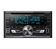 Kenwood DPX-5100BT 50W Bluetooth Zwart autoradio