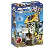 Playmobil Super 4 geheime piratenvesting met Ruby Red 4796