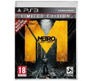 Games Toiminta - Metro Last Light Complete Edition (PS3)
