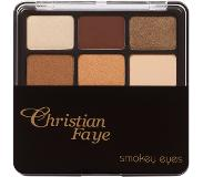 CHRISTIAN FAYE Smokey eyes brown