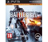 Games Toiminta - Battlefield 4 incl China Rising (PS3)