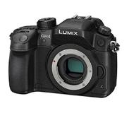 Panasonic Lumix G DMC-GH4RE-K MILC Body 16.05MP Live MOS 4608 x 3456Pixels Zwart