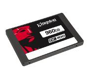 Kingston Technology DC400 SSD 960GB Serial ATA III SSD-massamuisti