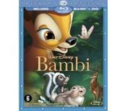 Tekenfilms Bambi (Diamond Edition) (Blu-ray+Dvd Combopack) (BLURAY)