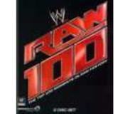 Sport Wwe - Top 100 Raw Moments (BLURAY)