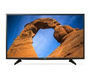 "LG 43LK5100PLA 43"" Full HD Zwart LED TV"
