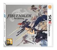 Avontuur; Role Playing Game (RPG) Roolipelit - Fire Emblem: Awakening (Nintendo 3DS)