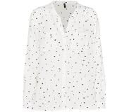 Only Blouse 'onlFIRST LS POCKET AOP SHIRT NOOS'
