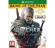 Games Namco Bandai Games - The Witcher 3: Wild Hunt Game of the Year Edition, Xbox One Xbox One video-game
