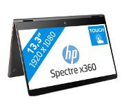 "HP Spectre x360 13-ac019nb 2.7GHz i7-7500U 13.3"" 1920 x 1080Pixels Touchscreen Zilver Notebook"