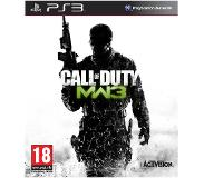 Games Activision Blizzard - Call Of Duty: Modern Warfare 3 (PlayStation 3)